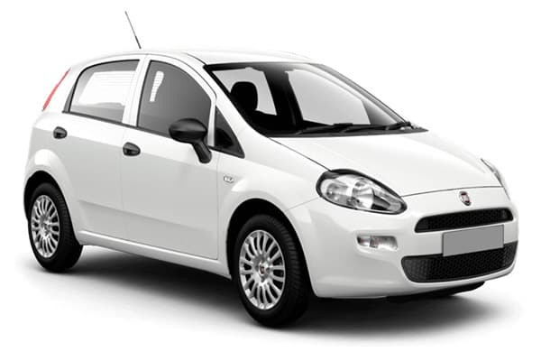 J.  Automatic  Fiat Punto or similar