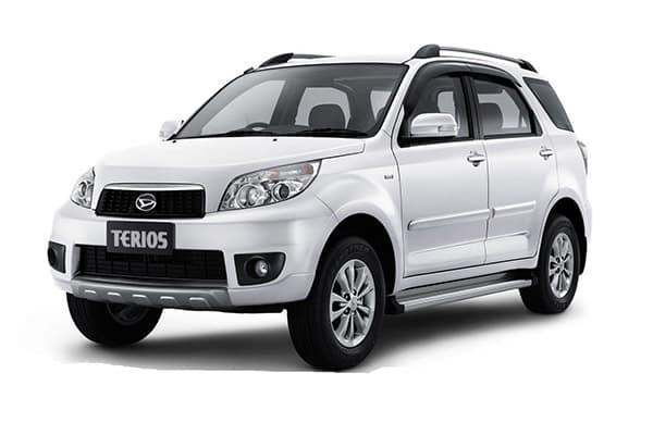 E1.  SUV Daihatsu Terios or similar