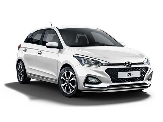 C.   Hyundai i20 or similar